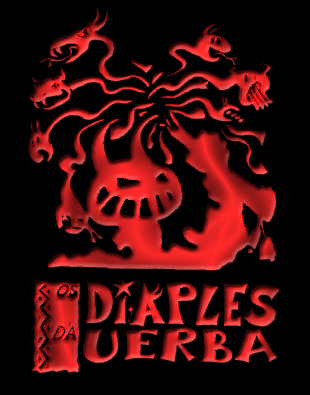 Logotipo ''Os Diaples D'a Uerba''